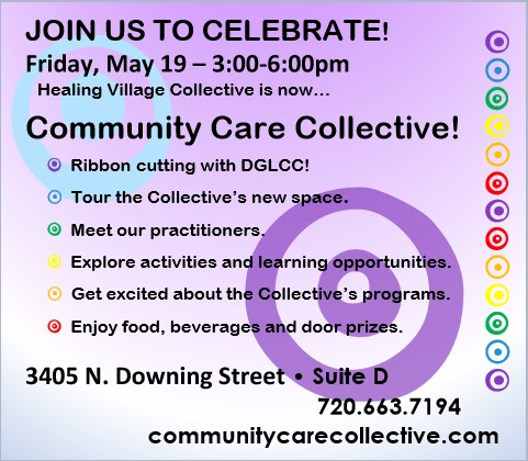 Join Us to Celebrate the Open House at the Community Care Collective